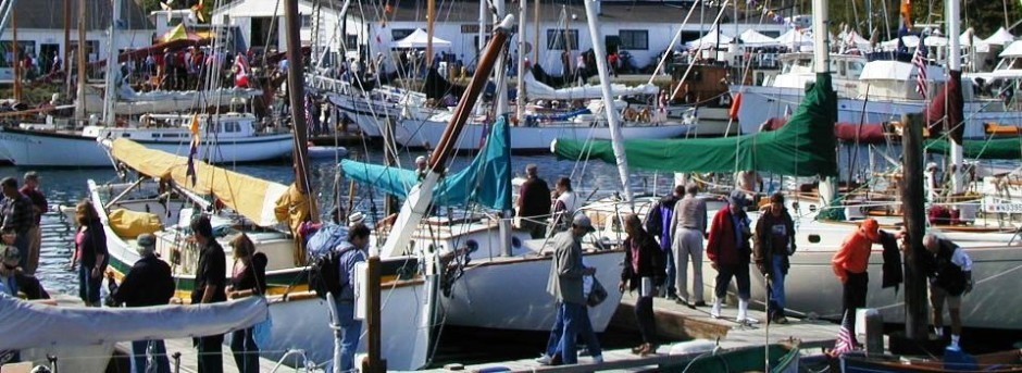 2017 Port Townsend Wooden Boat Festival