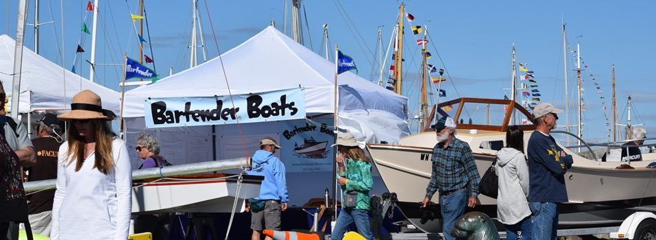 Port Townsend Wooden Boat Festivall